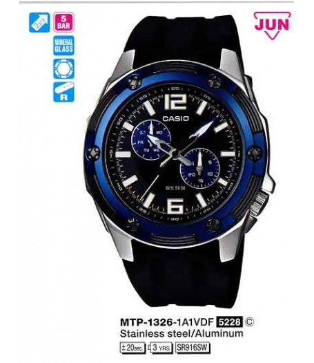 CASIO MTP-1326-1A1