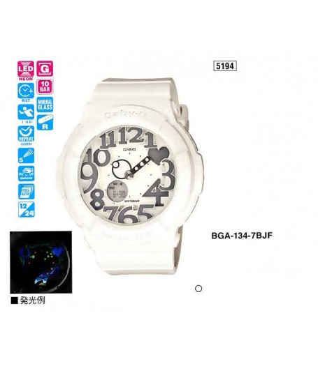 Casio BGA-134-7B