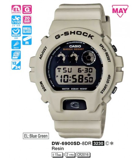 CASIO DW-6900SD-8E